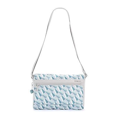 Hedgren Eye RFID Medium Shoulder Bag (Sailor Print) Shoulder Handbags
