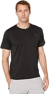 [adidas(アディダス)] メンズタンクトップ・Tシャツ Freelift Sport Lite T-Shirt Black M [並行輸入品]