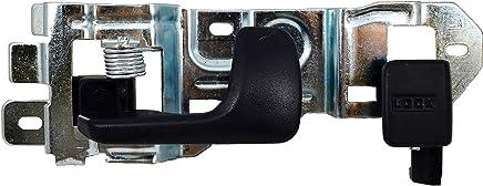 Inside Interior Inner Door Handle Blue 2-Door Coupe PT Auto Warehouse HO-2570J-FL Driver Side