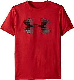 Under Armour Kids Tech Big Logo Solid Tee (Big Kids)