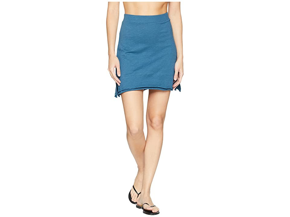 Carve Designs Daytona Skirt (Indigo) Women