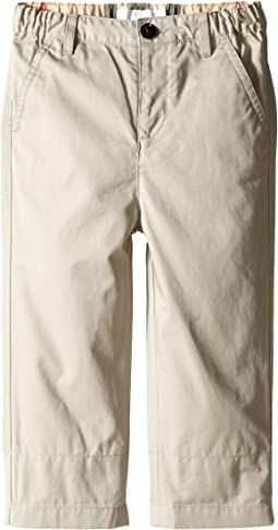 Burberry Kids Ricky Pants (Infant/Toddler)