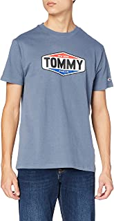 Tommy Hilfiger TJM Printed Tommy Logo tee Camisa para Hombre