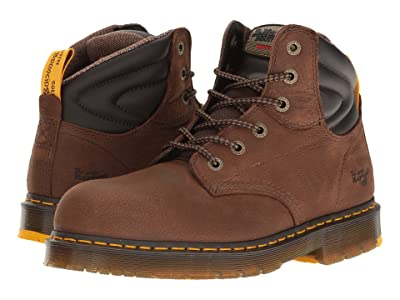 Dr. Martens Work Hynine ST (Brown Overlord) Men