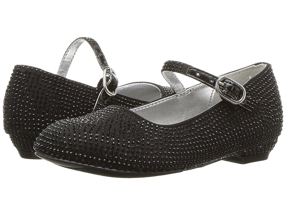 Nina Kids Zelia-T (Toddler/Little Kid) (Black) Girls Shoes
