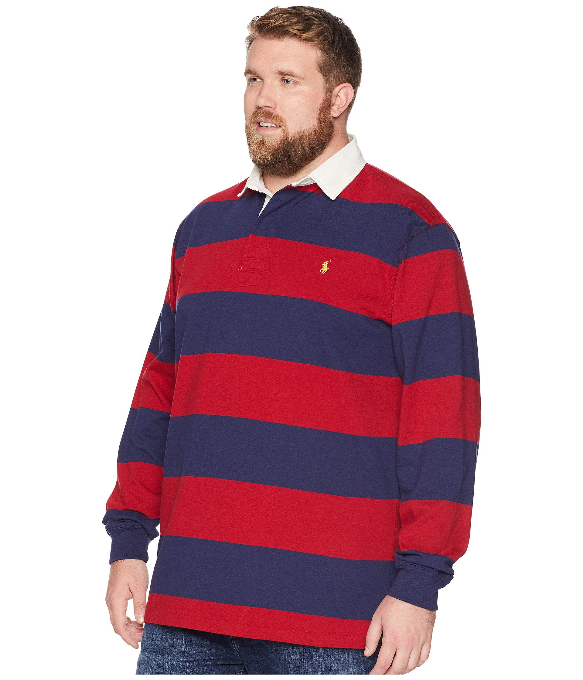 Red Polo amp; Eaton Navy Rugby Lauren Big newport Tall Ralph 0qwfrF0