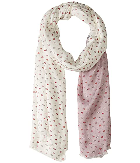 Kate Spade New York If You Can See This Oblong Scarf