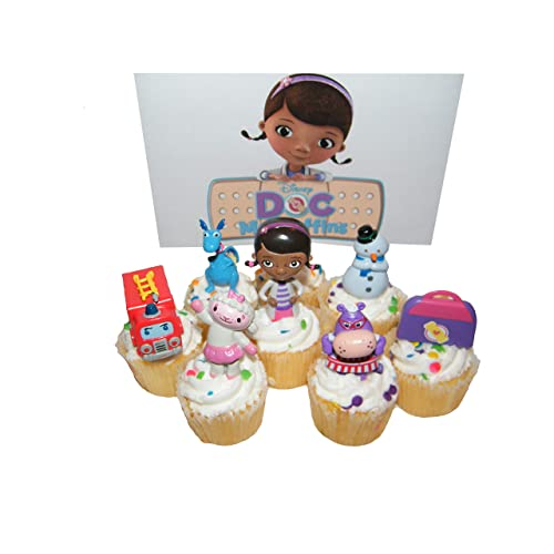 Outstanding Doc Mcstuffins Birthday Cakes Amazon Com Birthday Cards Printable Nowaargucafe Filternl