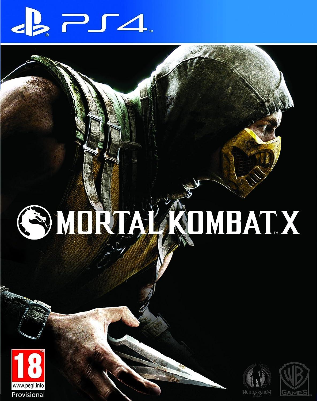 Mortal Kombat X en Amazon
