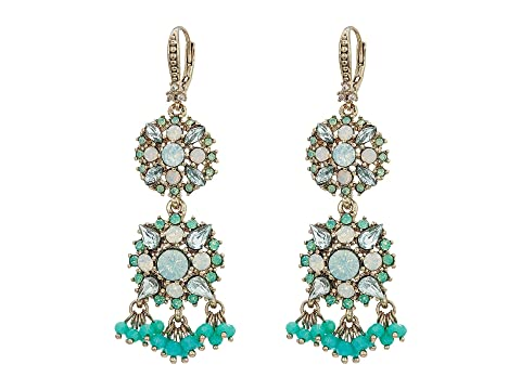 Marchesa Lighter Than Air Double Drop Earrings