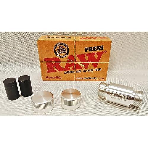 grey Formax420 Aluminum Pollen Press 70 mm