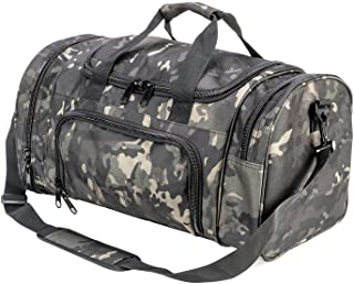 Military Tactical Duffle Bag Gym Bag for Men Travel Sports Bag Outdoor Small Duffel Bag