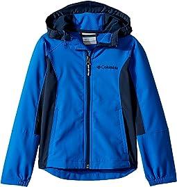SplashFlash™ Hooded Softshell Jacket (Little Kids/Big Kids)
