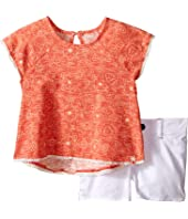 Lucky Brand Kids - Marrion Boho Set (Toddler)