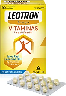 LEOTRON Vitaminas 90 comp.