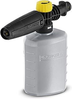 Kärcher FJ 6 skummunstycke (behållarvolym: 0,6 l, manuellt justerbar rengöringsmedelsförbrukning, transparent behållare, k...