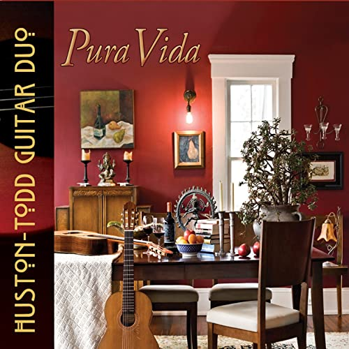 Libertango by Houston-Todd Guitar Duo & Astor Piazzolla on