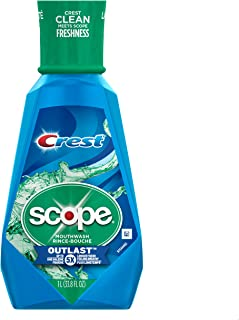 Best crest scope outlast mouthwash Reviews