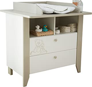 Demeyere 147977 Commode Table A Langer 70X55CM 2 Portes/2 ...