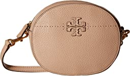 Mcgraw Convertible Round Crossbody