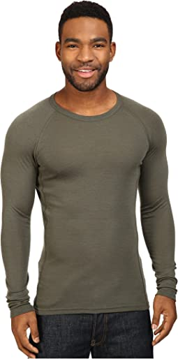 Everyday Light Weight Merino Long Sleeve Crewe