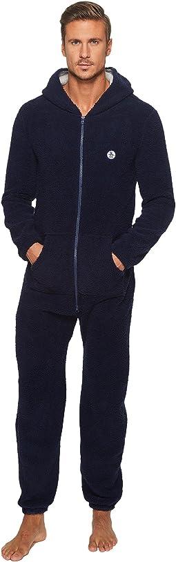 Original Penguin - Fleece One-Piece