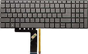 Replacement Keyboard for Lenovo ideaPad 320-15ABR 320-15IAP 320-15IKB 320-17IKB 320S-15ISK 320S-15IKB, ideaPad 330-15IKB 330-17IKB L340-155IWL L340-17API,ideaPad S145-15IWL Laptop Backlit US Layout