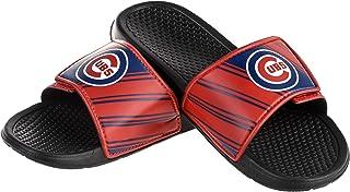 405f5555b8a3 Forever Collectibles MLB Baseball Mens Legacy Sport Shower Slide Flip Flop  Sandals - Pick Team