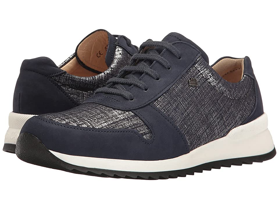 Finn Comfort Sidonia (Atlantic/Argento) Women's Lace up casual Shoes