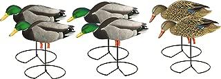 GreenHead Gear GHG Pro-Grade Full Body Mallard Duck Decoys w/Flocked Heads