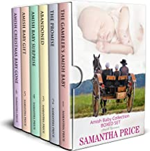 Amish Baby Collection: 6 Book Boxed Set: Includes: The Gambler's Amish Baby, The Promise, Abandoned, Amish Baby Surprise, ...