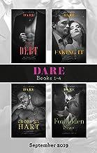 Dare Box Set Sept 2019/The Debt/Cross My Hart/Faking It/Forbidden S (The Billionaires Club)