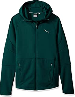 PUMA Men's Evostripe Move Hooded Jacket