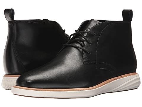 Cole Haan Grand Evolution Suede Chukka Boots BNJGOOm