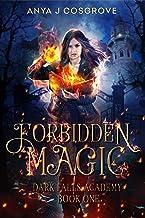 Dark Falls Academy: Forbidden Magic: A Reverse Harem Fantasy Romance