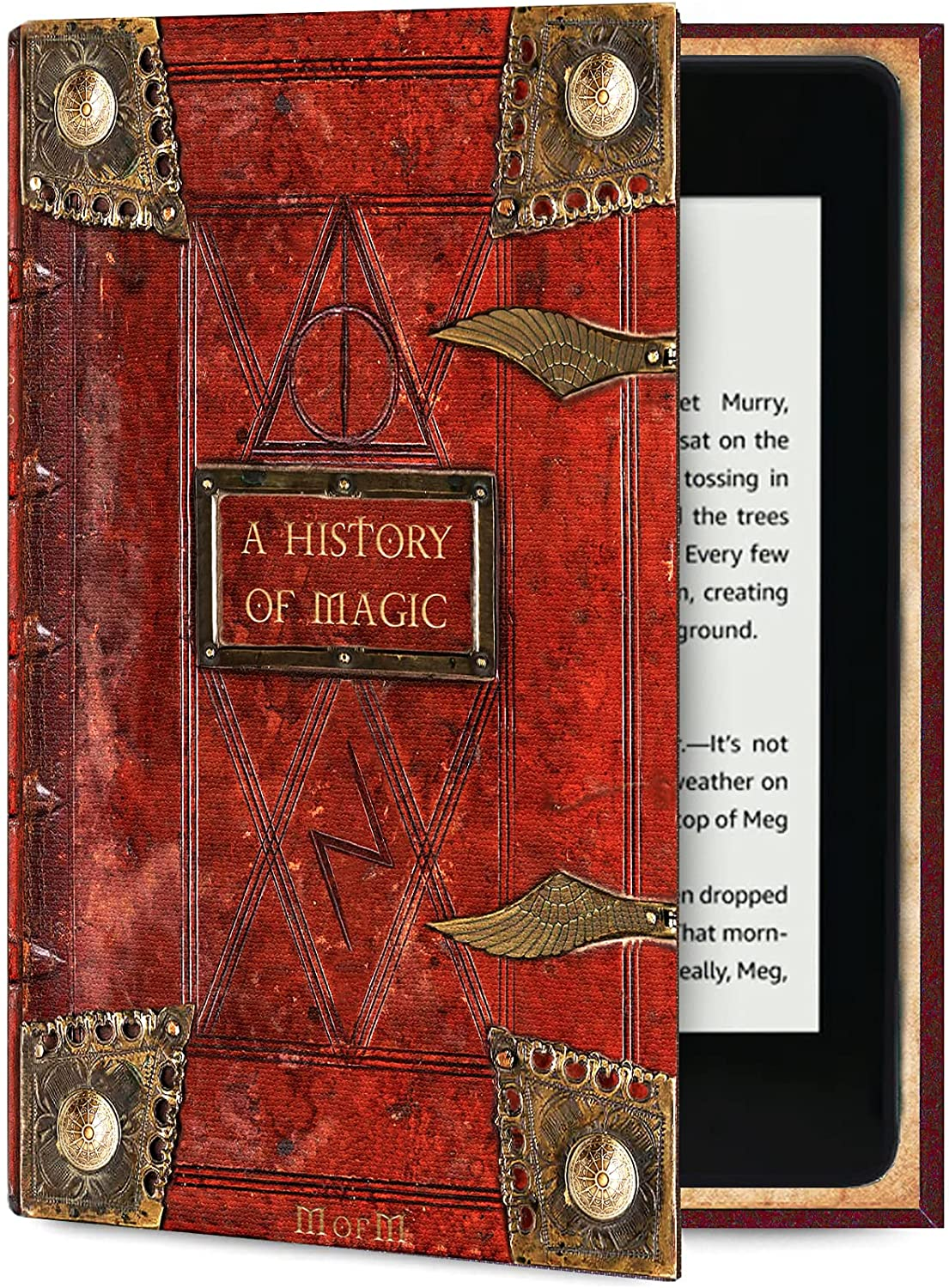 KleverCase Harry Potter Themed Hardback Cover Book Sale Special Price Kin Style for Courier shipping free shipping