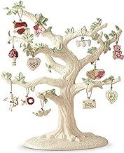 Lenox Valentine Be Mine Miniature Tree Ornaments Set of 12 Heart Dove Cupid NO TREE