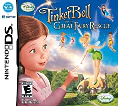 Tinkerbell Great Fairy Rescue - Nds