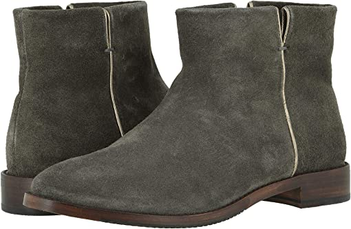 Dark Gray Suede