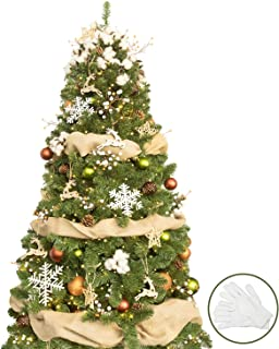 Best 8 ft christmas trees Reviews