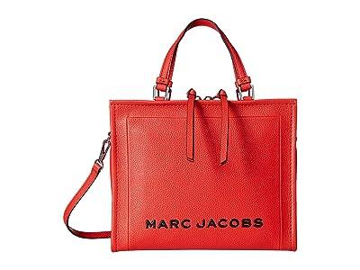 Marc Jacobs The Box Shopper 29 (Geranium) Handbags