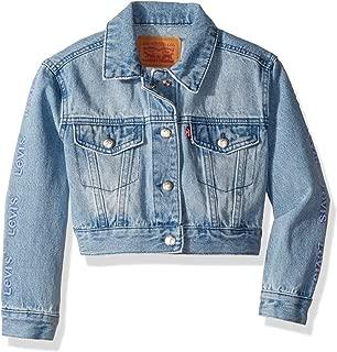 Best girls cropped jean jacket Reviews