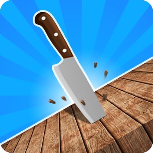 Lanzar Cuchillos Challenge - Knife Flip