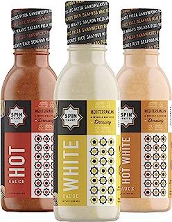 Best halal food white sauce Reviews