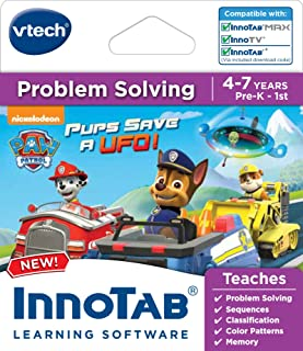 VTech InnoTab Software, Paw Patrol