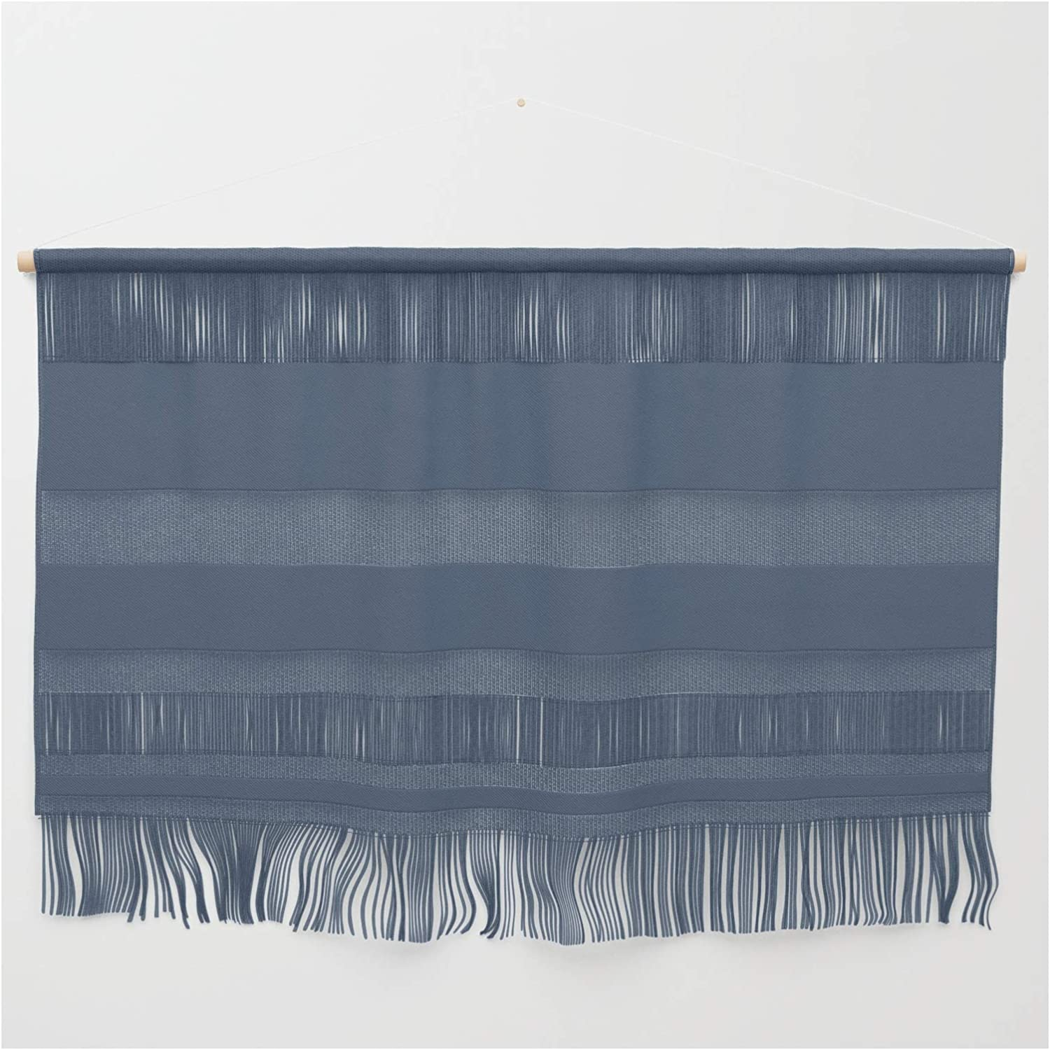Max 45% OFF Society6 Simply Indigo Blue by Simple Discount is also underway Luxe Sma - on Hanging Wall