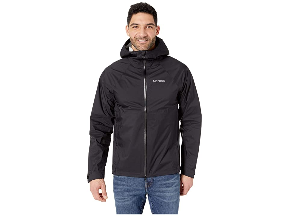 Marmot PreCip(r) Stretch Jacket (Black) Men