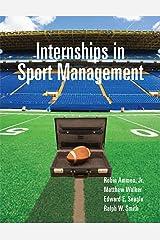 Internships in Sport Management Spiral-bound