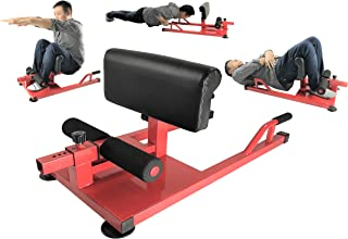 X-Factor Sissy Squat - Push Ab Ab Dip Workout Fitness Gym 3-in-1 Sit Up Machine
