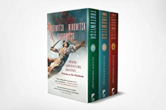 Witchlands Boxed Set: Truthwitch, Windwitch, Bloodwitch (The Witchlands)
